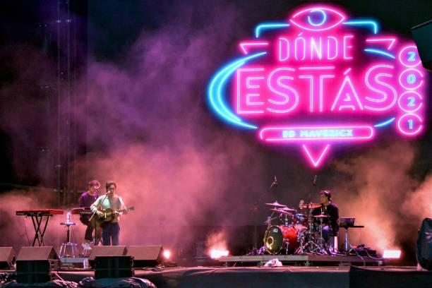 MEX: Little Jesus And Ed Maverick in Concert