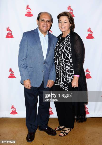 Eduardo Hutt attends the CPI Event during the 18th annual Latin Grammy Awards at the Hardwood Suite at Palms Casino Resort on November 14 2017 in Las...