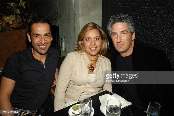 Eduardo Lucero Gabby Tamayo and Dean Factor attend Elisabeth Rohm and 7th on Sixth host Hurricane Relief Benefit on occasion of artist Hunt Slonem's...