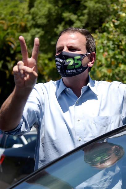 BRA: Rio de Janeiro Municipal Elections Runoff Amidst the Coronavirus (COVID - 19) Pandemic