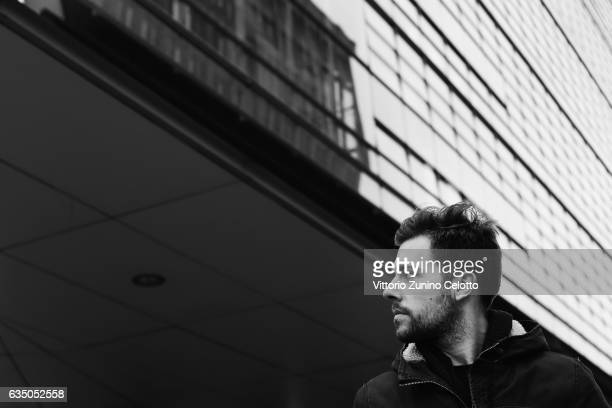 Eduardo Purgatori poses for a portrait session during the 67th Berlinale International Film Festival Berlin at Berlinale Palace on February 12 2017...