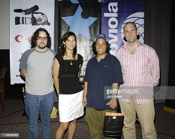 Eduardo Rodriguez director Daughter Jessica Sanders director After Innocence Angela Robinson director DEBS and Samuel DoweSandes producer The Act and...