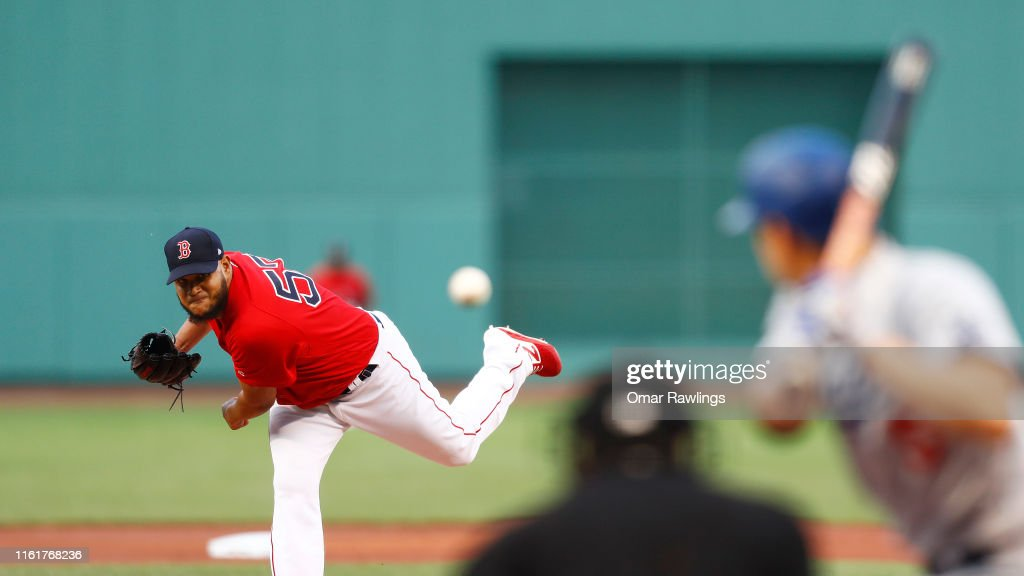 Los Angeles Dodgers v Boston Red Sox : News Photo