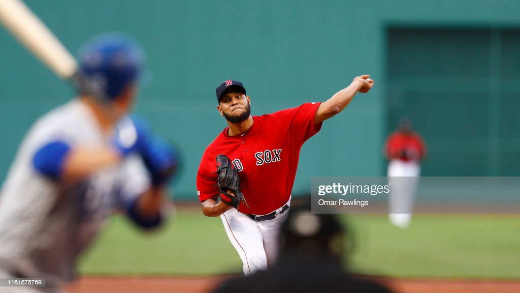 Los Angeles Dodgers v Boston Red Sox : News Photo