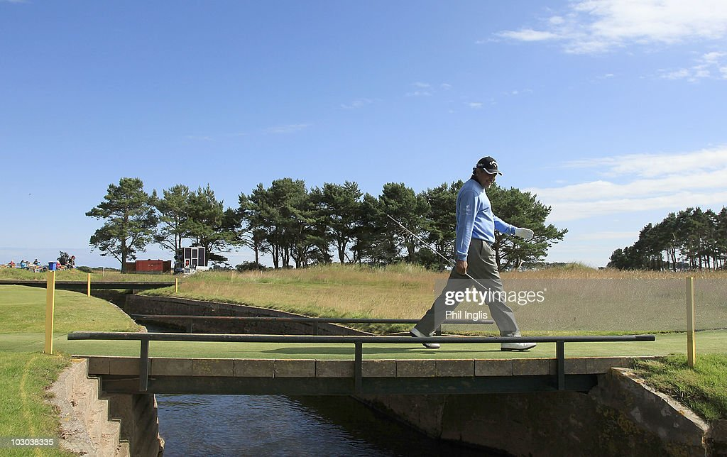 The Senior Open Championship - Round One