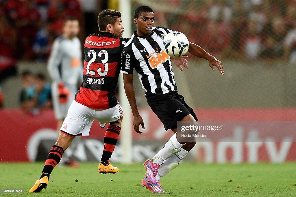 Flamengo v Atletico MG - Copa do Brasil 2014 : News Photo