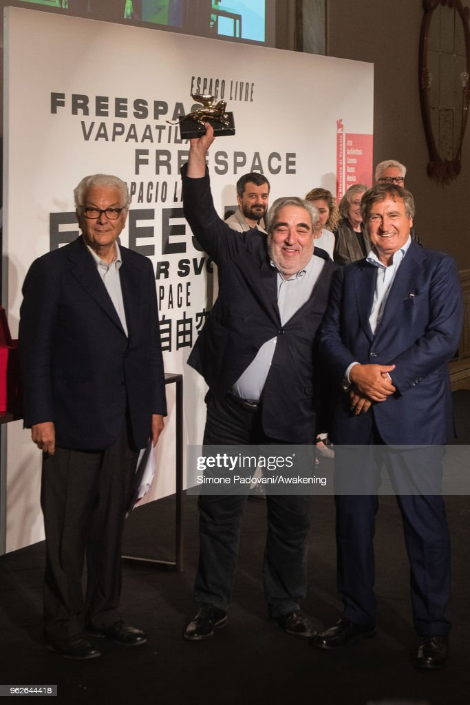16. International Architecture Biennale In Venice - Award Ceremony