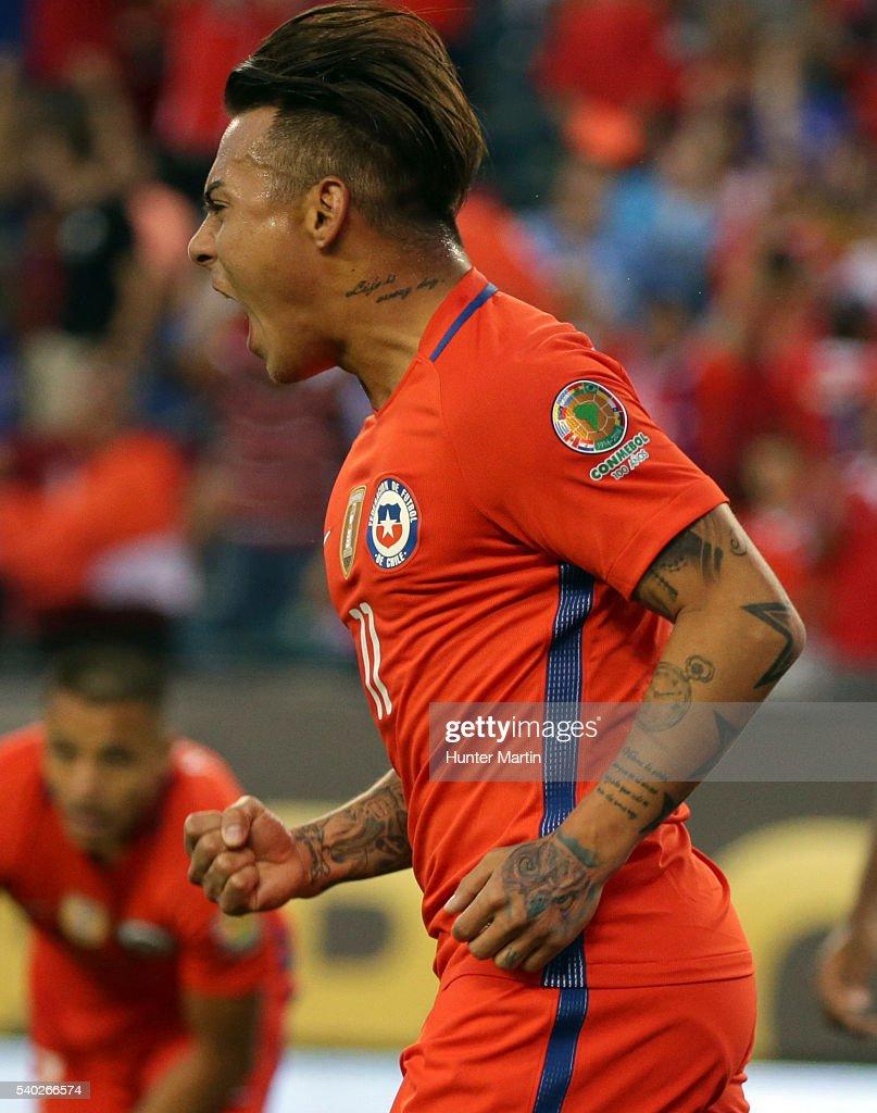 Chile v Panama: Group D - Copa America Centenario