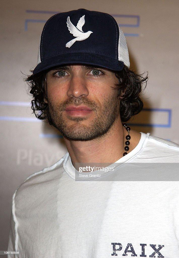 Eduardo Verastugui during Playstation 2 'Playa Del Playstation' Party at Viceroy Hotel in Santa Monica, California, United States.