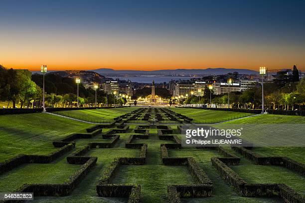 Eduardo VII Park - Lisbon