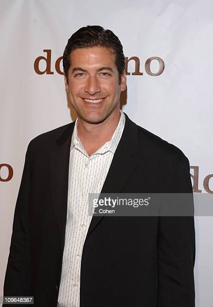 Eduardo Xol of Extreme Makeover Home Edition during Domino Magazine CoHosts VIP Shopping Event to Kick Off Shopping Extravaganza at HD Buttercup at...