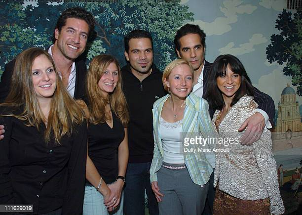 Eduardo Xol of Extreme Makeover Home Edition Ricardo Antonio Chavira of Deperate Houswives Yul Vazquez of War of the Worlds and Cathy Areu Catalina...