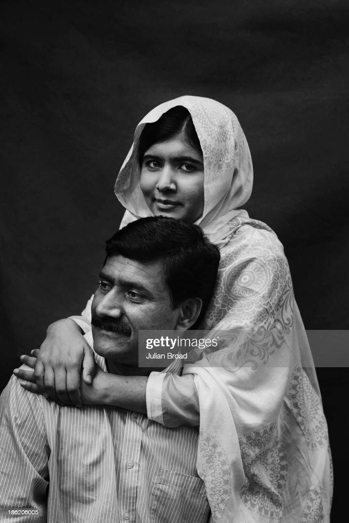 Malala Yousafzai, People magazine, October 21, 2013