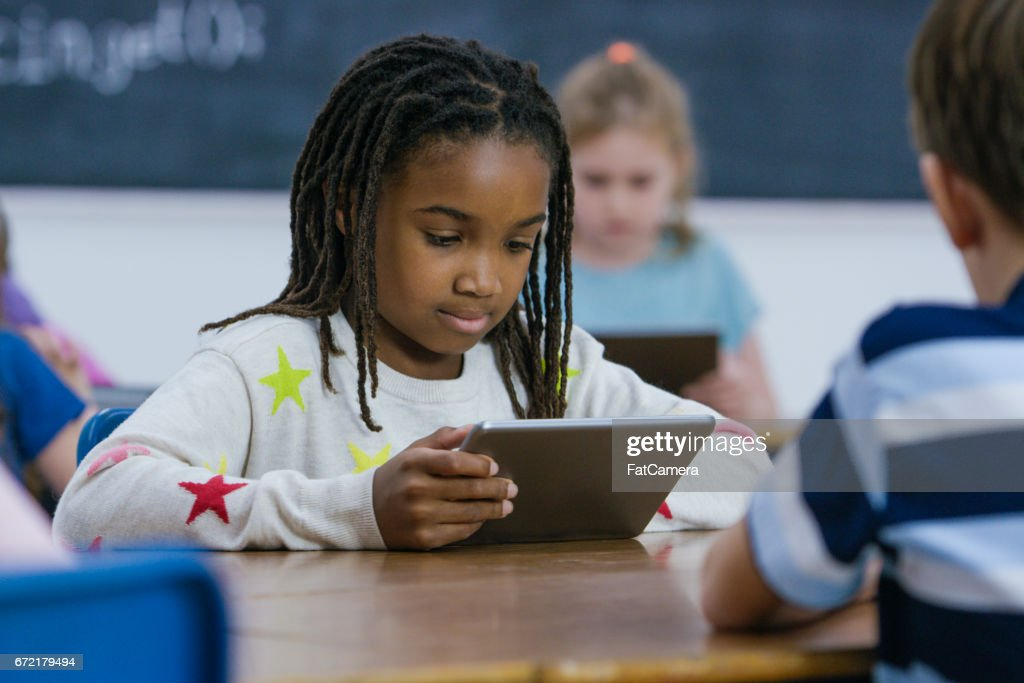 Education and Technology : Stock Photo