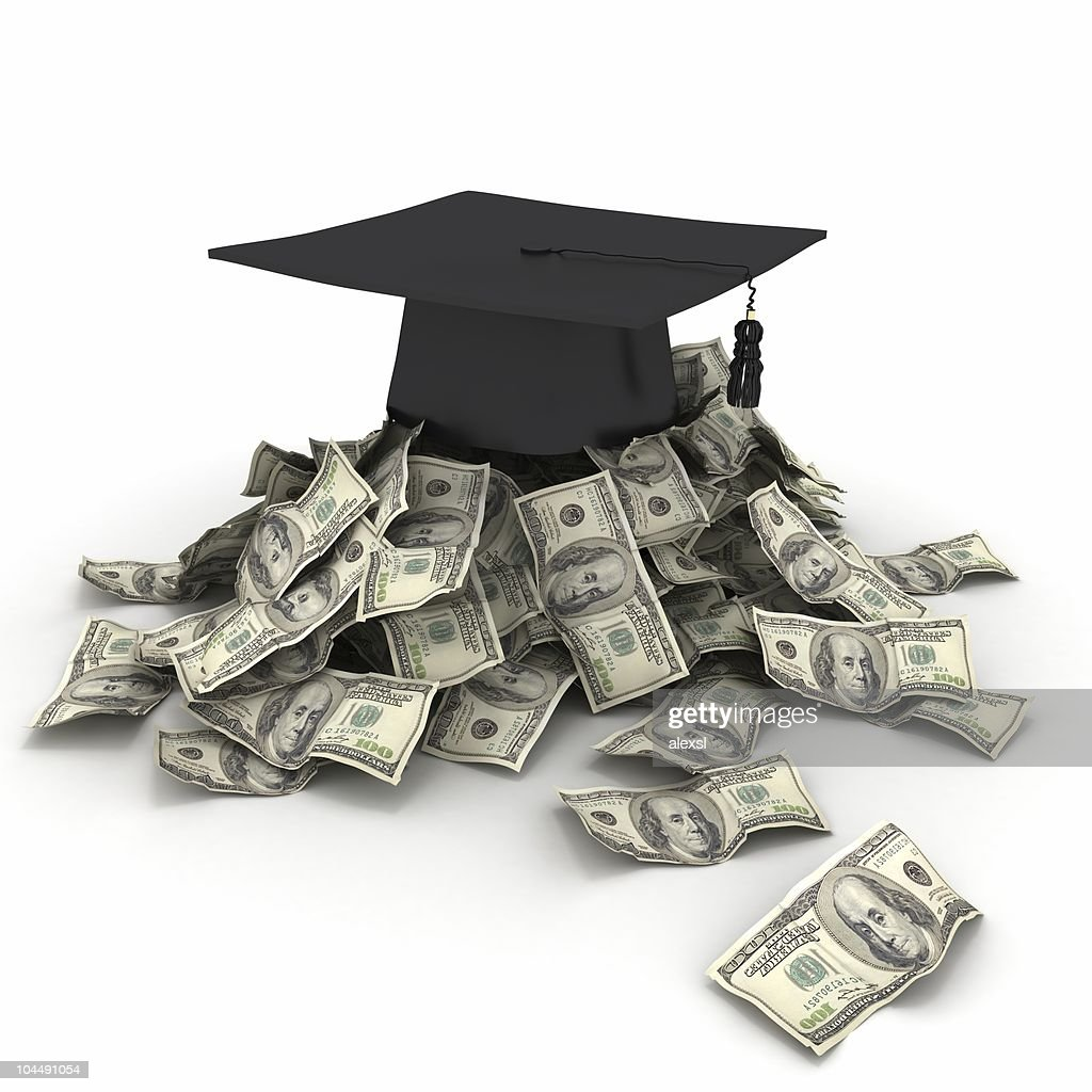 Education Costs : Stock Photo