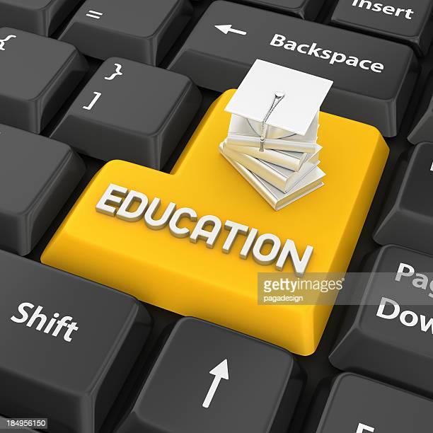 education enter key