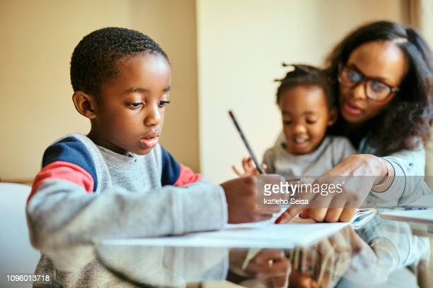 education is everyone's responsibility - homework stock pictures, royalty-free photos & images