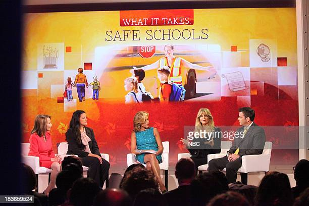 Dr Pamela Cantor Founder President and CEO of Turnaround for Children Inc Dr Meria Joel Carstarphen Superintendent of the Austin Independent School...