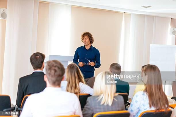 Education on seminar