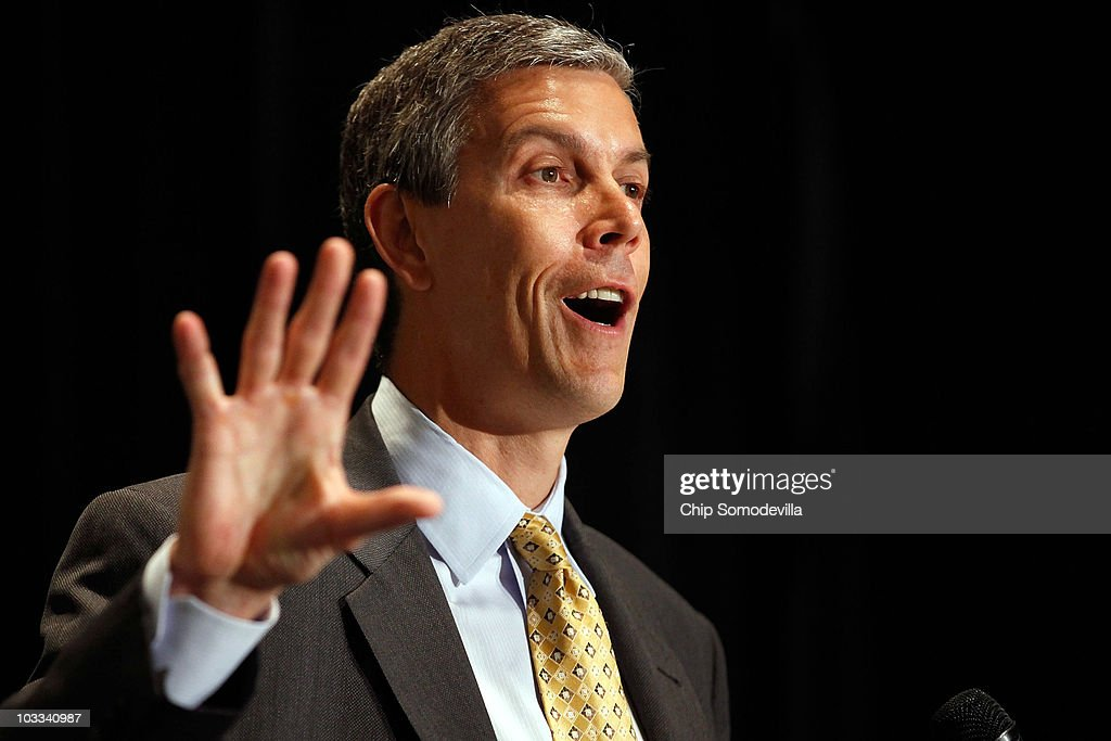Arne Duncan Convenes First-Ever Bullying Summit
