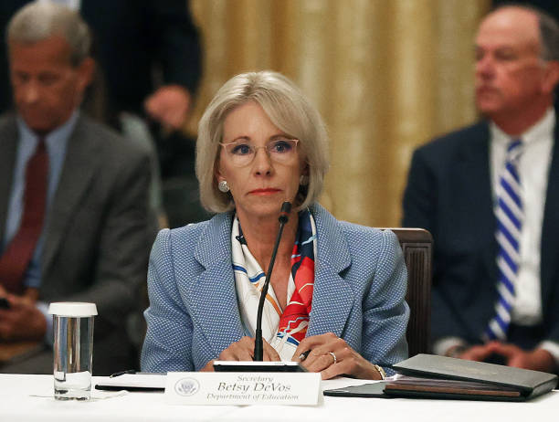 DC: President Trump Participates In National Dialogue On Safely Reopening Nation's Schools