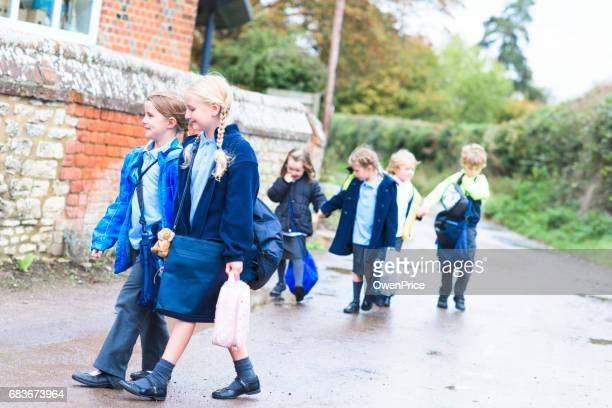 Education UK Primary School Home time