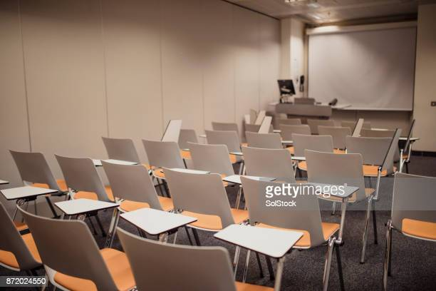 Educational Lecture Room