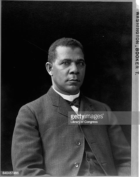 Educator and Writer Booker T Washington