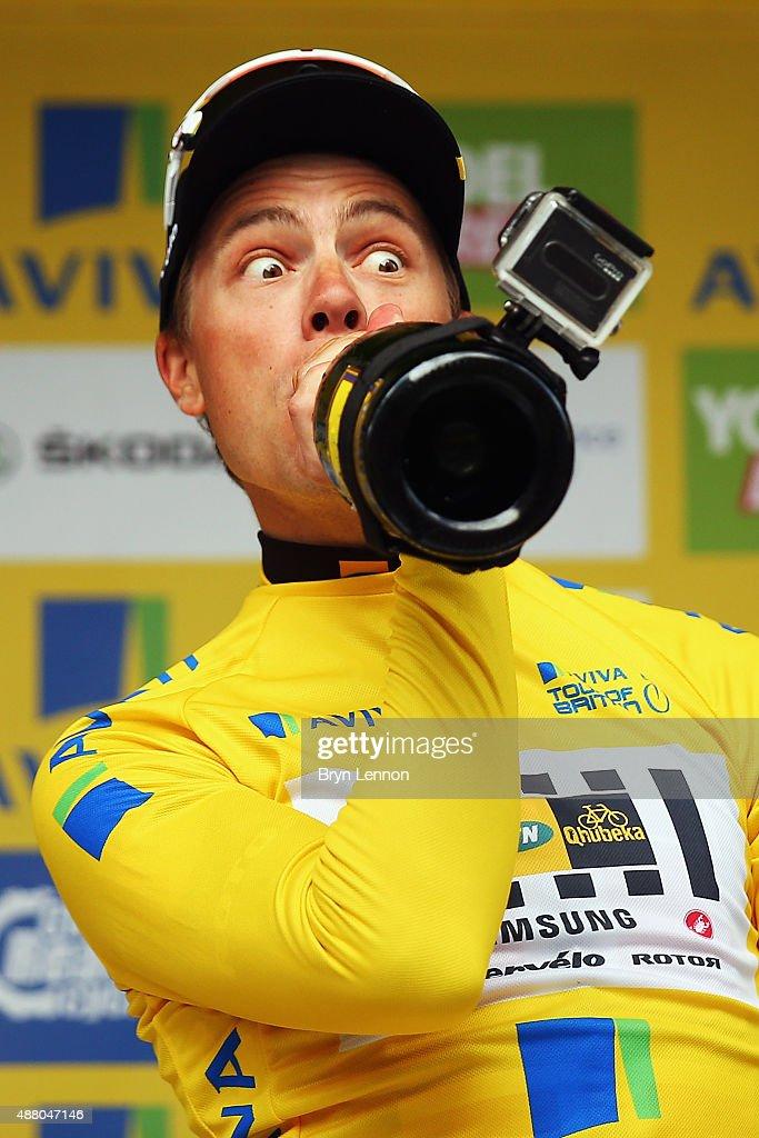 Tour Of Britain - Stage Eight : News Photo