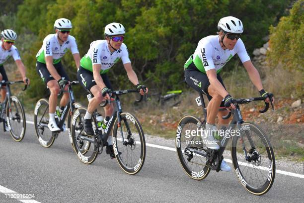Edvald Boasson Hagen of Norway and Team Dimension Data / Benjamin King of United Statesand Team Dimension Data / during the 45th Volta ao Algarve...