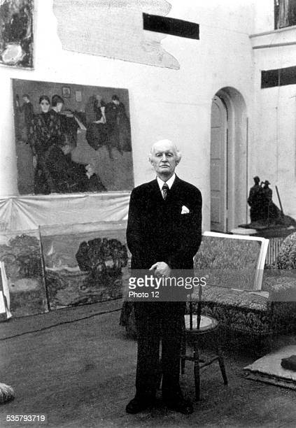 Edvard Munch à Ekely Edvard Munch Munch Museum Oslo