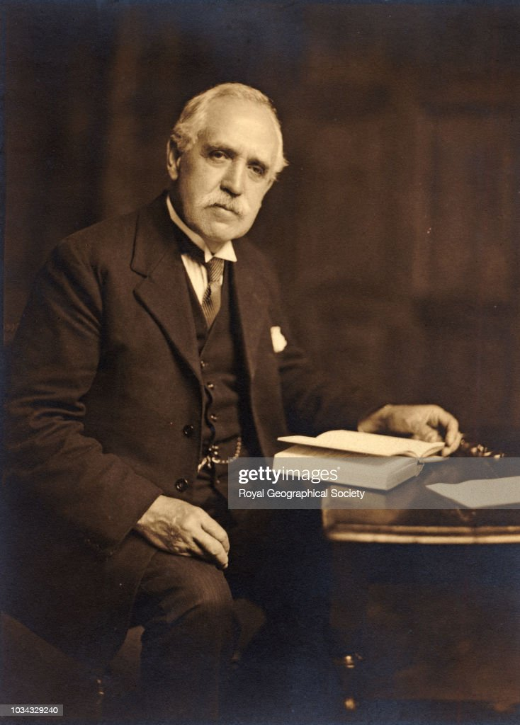 Edward Ayearst Reeves (1862-1945) : News Photo