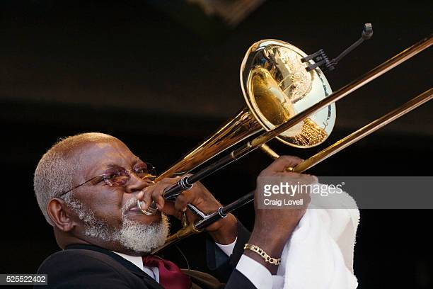 Edward Babb Performing at the Monterey Jazz Festival