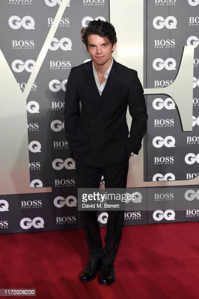 Edward Bluemel attends GQ Men Of The Year Awards 2019 in association with HUGO BOSS at Tate Modern on September 03 2019 in London England