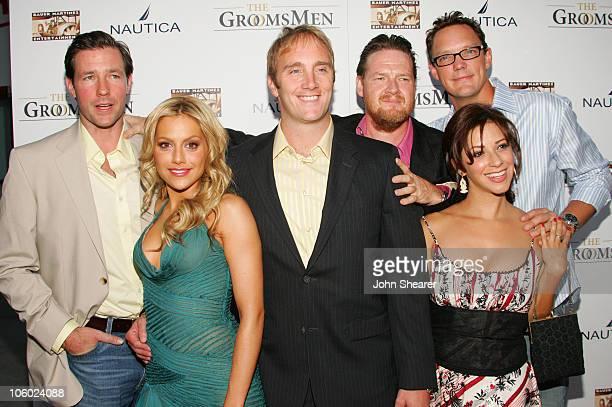 Edward Burns Brittany Murphy Jay Mohr Donal Logue Shari Albert and Matthew Lillard