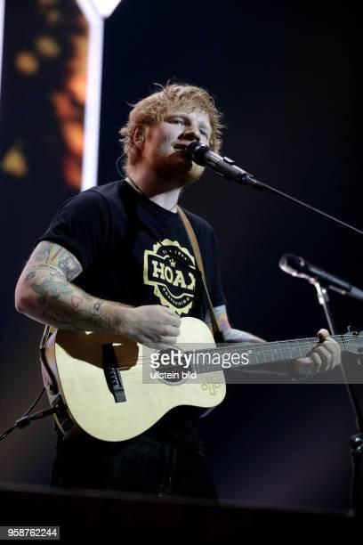Edward Christopher Ed Sheeran DivideTour am 23 März 2017 in der LanxessArena Köln