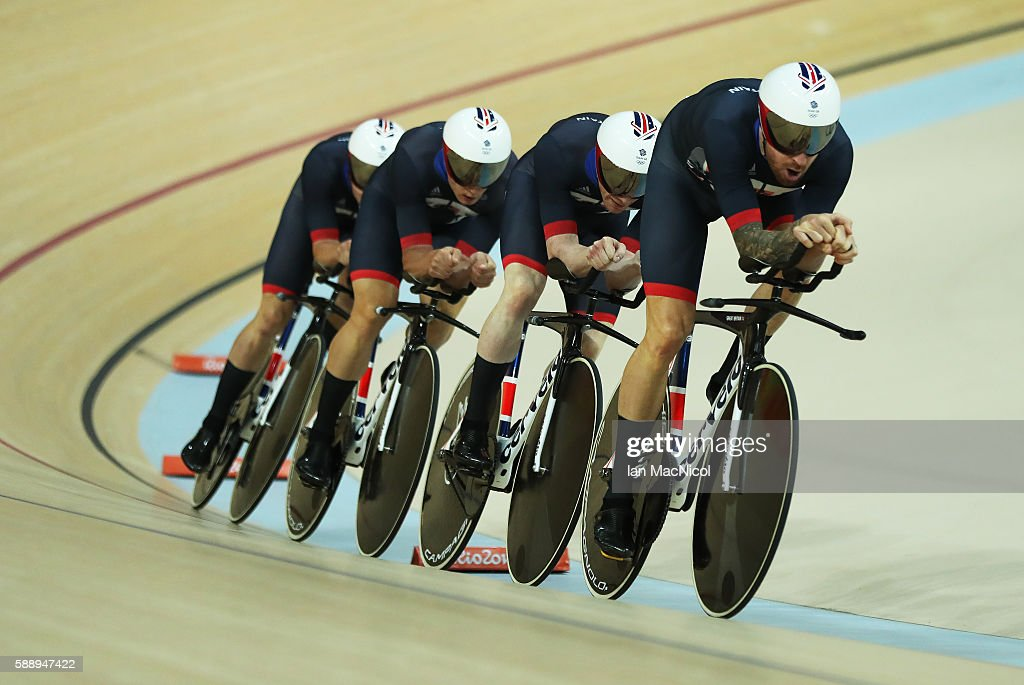 Cycling - Track - Olympics: Day 7 : News Photo
