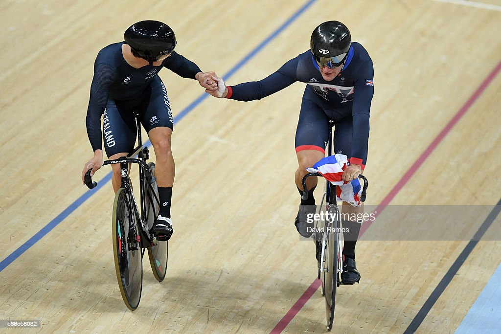 Cycling - Track - Olympics: Day 6 : News Photo