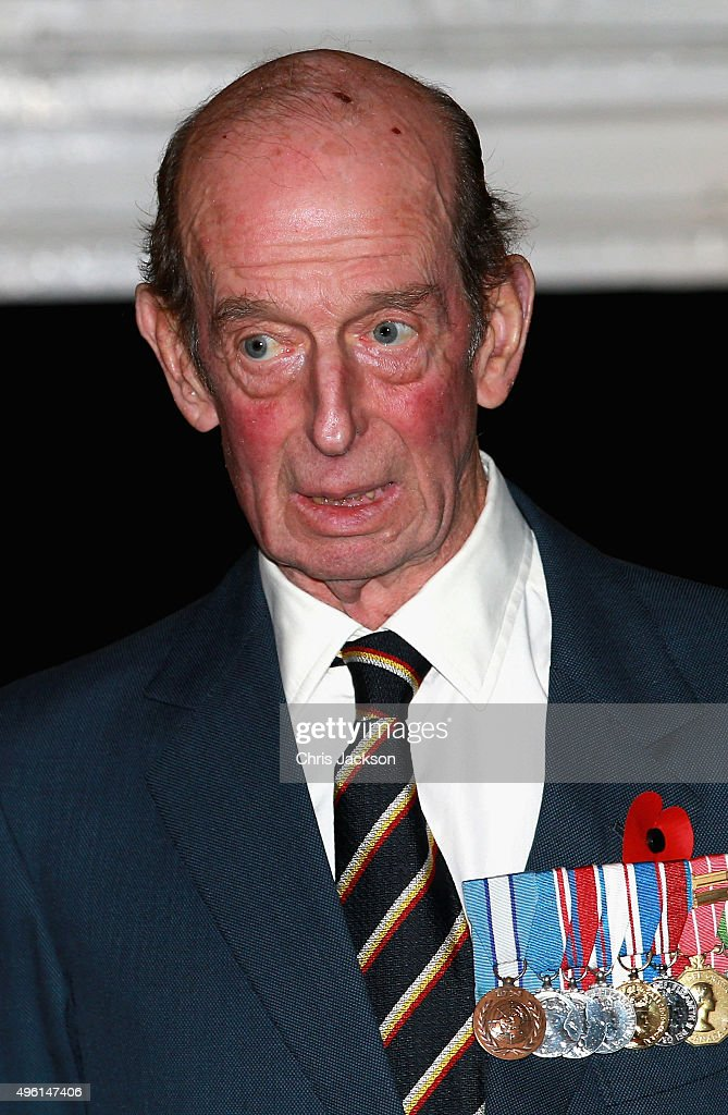 The Royal Family Attend The Annual Festival Of Remembrance : News Photo