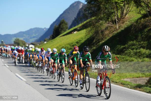 Edward Dunbar of Ireland / Daire Feeley of Ireland / Conn Mcdunphy of Ireland / Michael O'loughlin of Ireland / Darragh O'mahony of Ireland / Peloton...