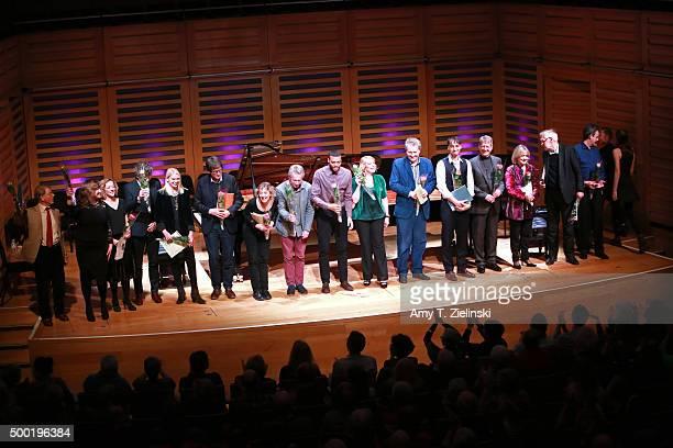 Edward Fox, Lucy Parham, Cathy Newman, Tom Service, Anneka Rice, Alan Rusbridger, Niamh Cusack, Stephen Boxer, William Sharman, Sarah Walker, Conrad...