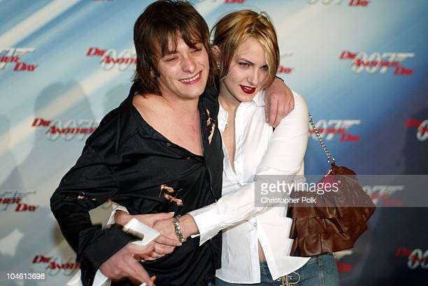 Edward Furlong during Special Screening of MGM's Die Another Day at The Shrine Auditorium in Hollywood CA United States