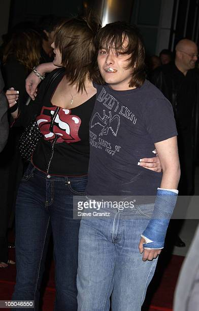 Edward Furlong during Spun Los Angeles Premiere at Cinerama Dome in Hollywood California United States