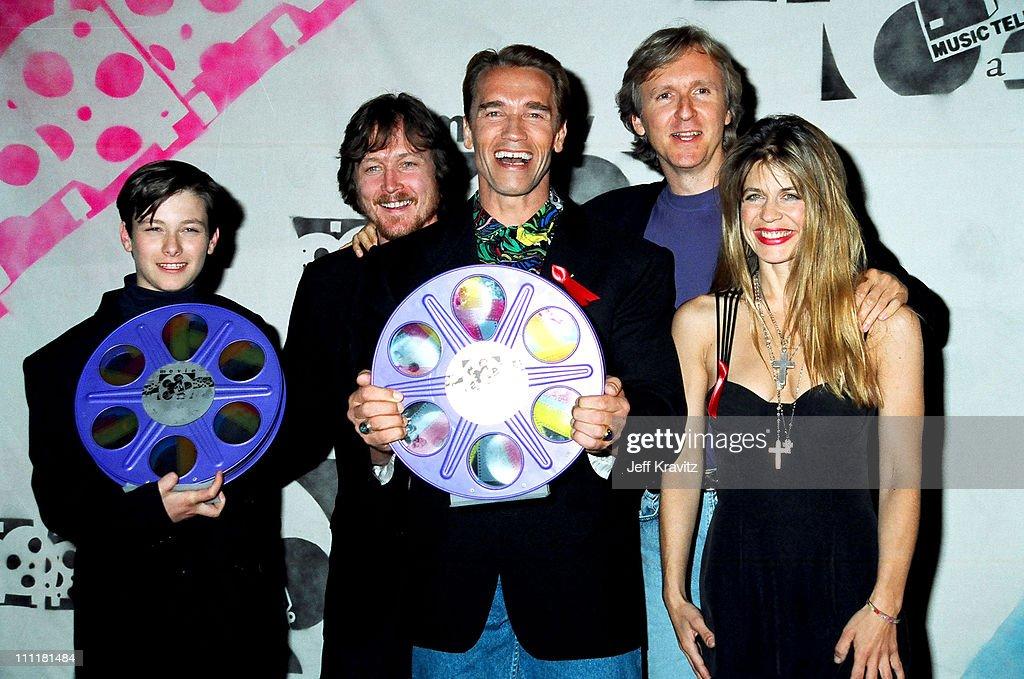 1992 MTV Movie Awards : News Photo