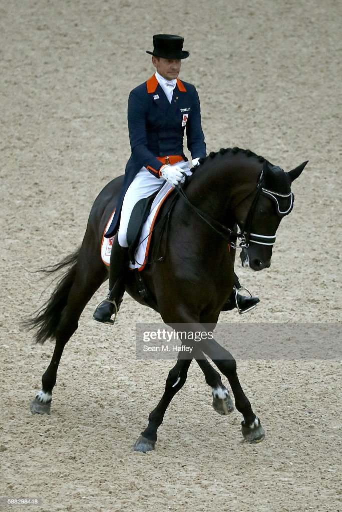 Equestrian - Olympics: Day 5