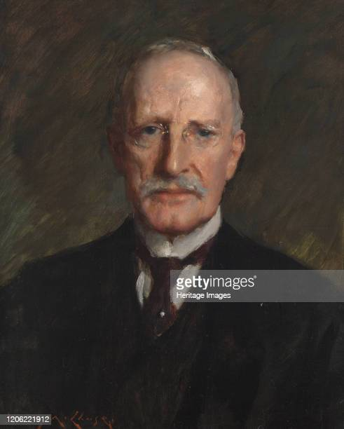 Edward Guthrie Kennedy circa 1895 Artist William Merritt Chase