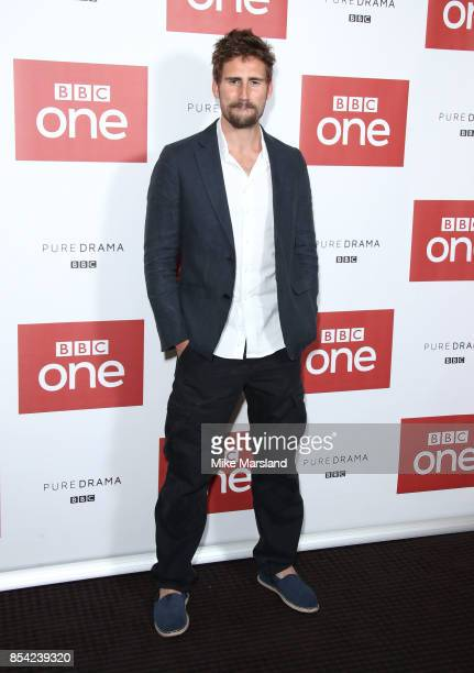 Edward Holcroft attending the 'Gunpowder' preview screening at BAFTA on September 26 2017 in London England