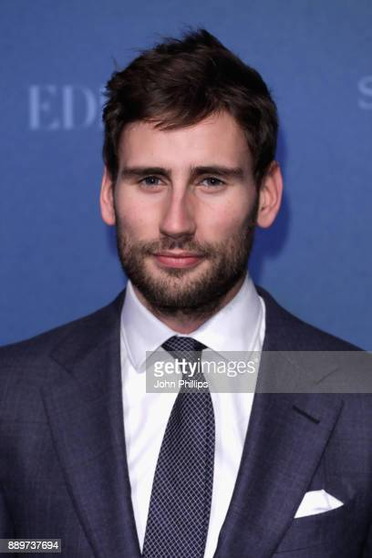 Edward Holcroft attends the British Independent Film Awards held at Old Billingsgate on December 10 2017 in London England