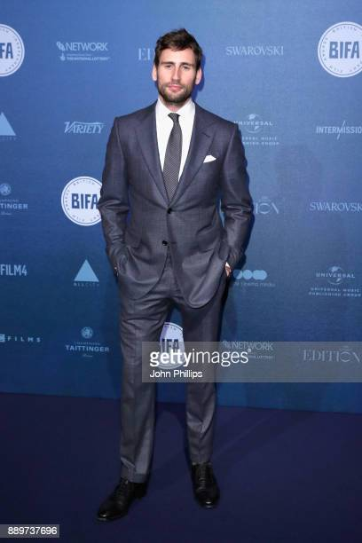 Edward Holcroft attends the British Independent Film Awards held at Old Billingsgate on December 10 2017 in London England