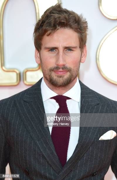 Edward Holcroft attends the 'Kingsman: The Golden Circle' World Premiere held at Odeon Leicester Square on September 18, 2017 in London, England.
